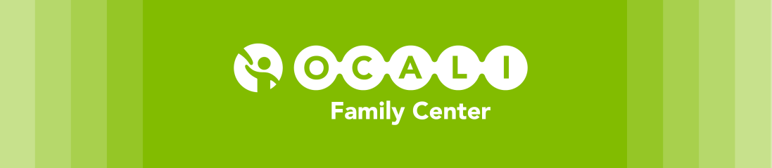 Logo of the Family Center at OCALI