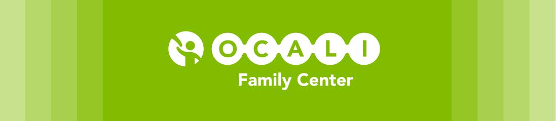 Logo of the Family Center at OCALI