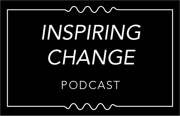 Inspiring Change Podcast logo