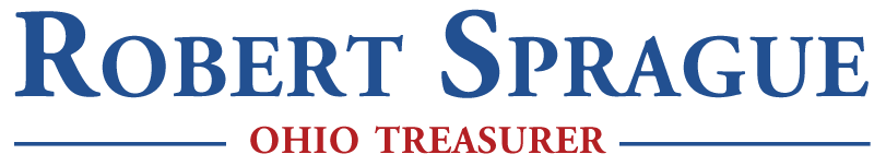 Robert Sprague Ohio Treasurer logo