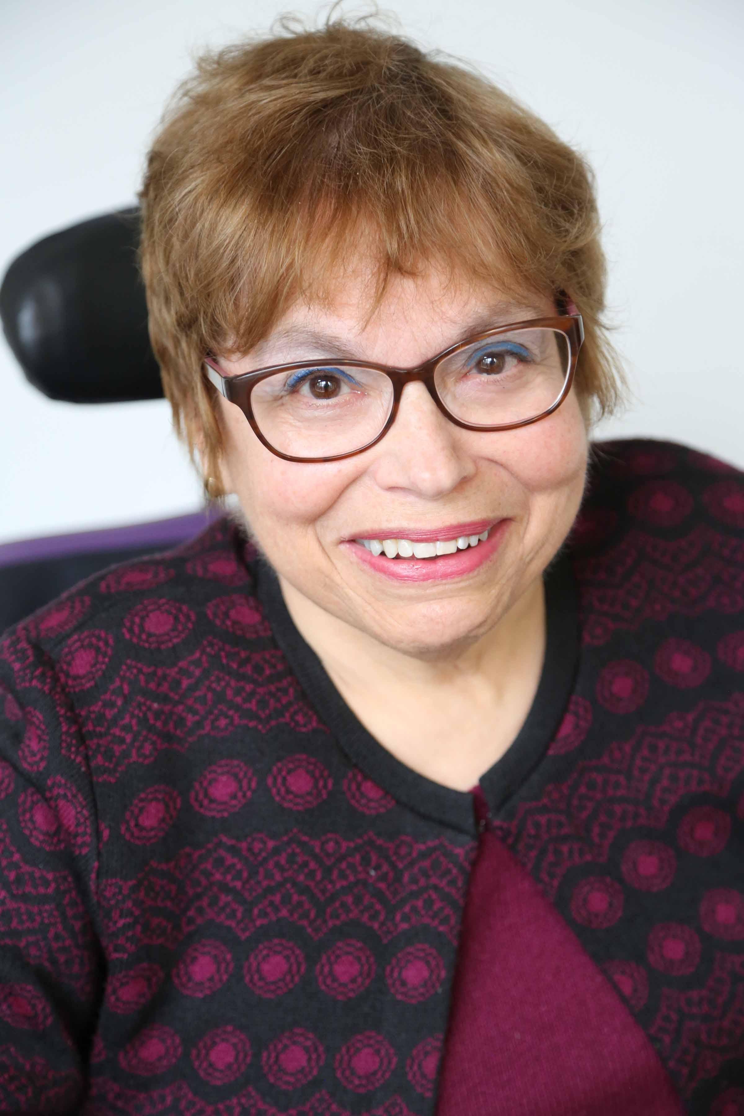 Judy Heumann keynote for OCALICONLINE 2021