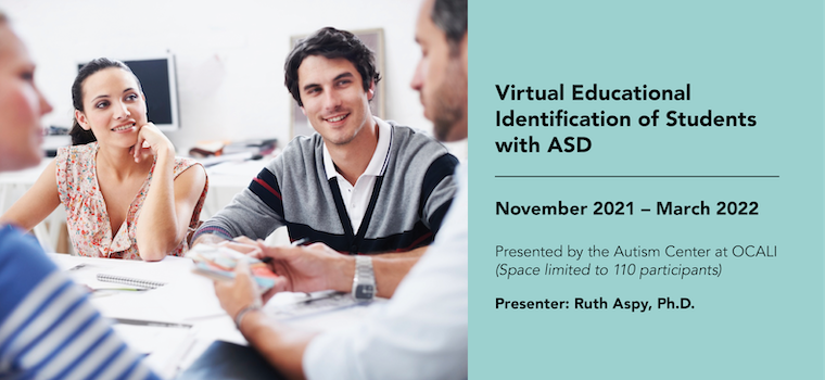 Virtual Education Identification of Students with ASD